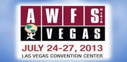 AWFS 2013, Las Vegas, July 24-27th