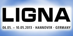 LIGNA 2013, Hannover/Germany, May 6-10th